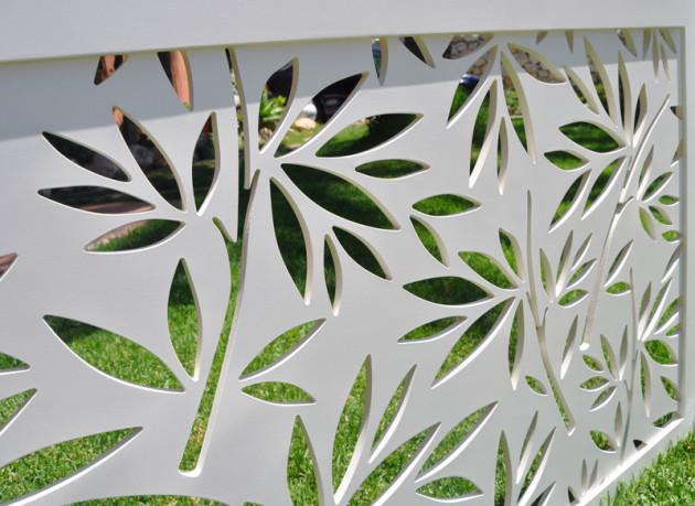 El rinc n de arte paneles decorativos celosias for Biombo exterior para jardin