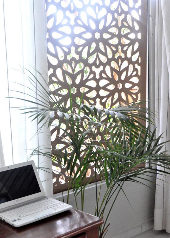 El rinc n de arte celosias decoraci n interior y exterior for Celosias para jardin