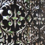 Celosias modernas decorativas, celosias y paneles jardin terraza, interior y exterior