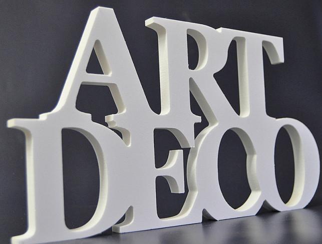 El Rincón de Arte   Palabras Decorativas   Madera