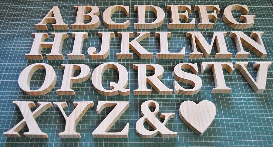 Letras decorativas letras decorativas letras decorativas - Letras de madera decorativas ...